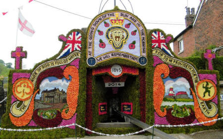 Endon well dressing